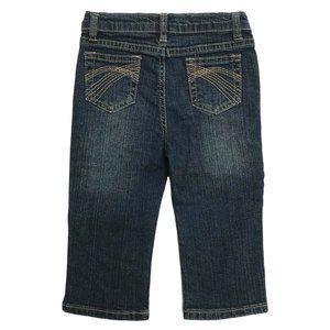 Ruff Hewn Girls Blue Jeans Size 18 Months